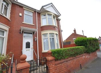 Thumbnail 3 bedroom semi-detached house for sale in Rose Avenue, Blackpool, Lancashire