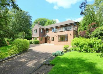 Thumbnail 4 bed detached house to rent in Whitmore Heath, Newcastle-Under-Lyme