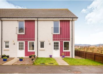 Thumbnail 2 bed end terrace house for sale in Larchwood Drive, Inverness