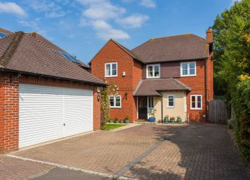 Thumbnail 4 bed detached house for sale in Canal Court, Wantage