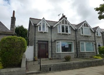Thumbnail 3 bed semi-detached house to rent in Forbesfield Road, Aberdeen