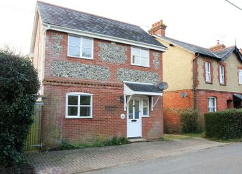 Thumbnail 2 bed detached house to rent in Upham Street, Upham, Southampton