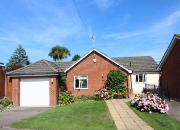 Thumbnail 3 bed detached bungalow for sale in Saint Christopher Close, Caister-On-Sea