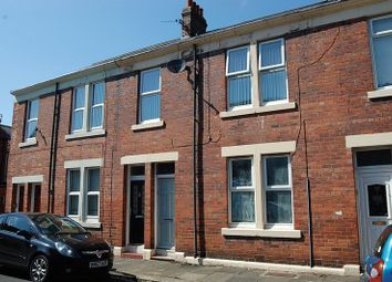 Thumbnail 3 bed flat for sale in Cumberland Street, Wallsend