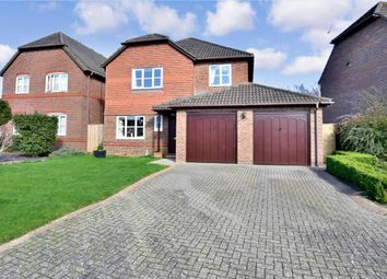 4 bed detached house for sale in Sparrow Way, Burgess Hill, West Sussex RH15