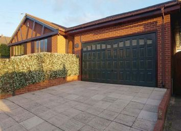 Thumbnail 2 bed detached bungalow for sale in Woodpark Lane, Lightwood, Stoke On Trent