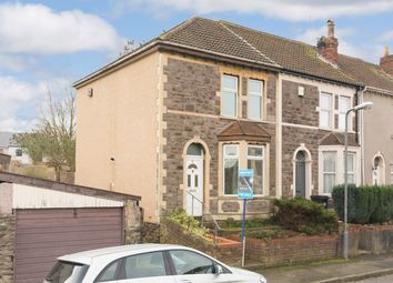 Thumbnail 2 bedroom end terrace house for sale in Highworth Road, Bristol