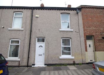 Thumbnail 2 bed terraced house for sale in Herbert Street, Darlington