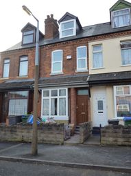 Thumbnail 3 bed terraced house to rent in Westfield Road, Birmingham, West Midlands