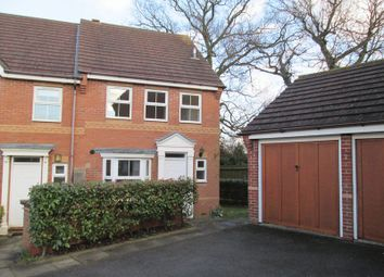 Thumbnail 3 bed end terrace house to rent in Baler Close, Daventry