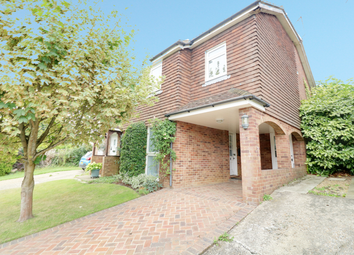 Thumbnail 3 bed semi-detached house for sale in Quantock Drive, Ashford