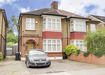 Thumbnail 3 bed semi-detached house for sale in Westminster Drive, London