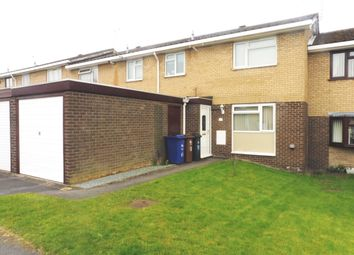 Thumbnail 3 bed terraced house to rent in St. Chads Close, Stretton, Burton-On-Trent