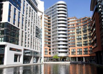 Thumbnail 2 bed flat to rent in 1 South Wharf Road, London
