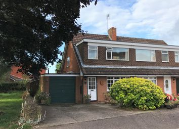 3 bed semi-detached house for sale in Drakes Avenue, Sidford EX10