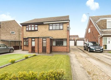 Thumbnail 2 bed semi-detached house for sale in Low Shops Lane, Rothwell, Leeds, West Yorkshire