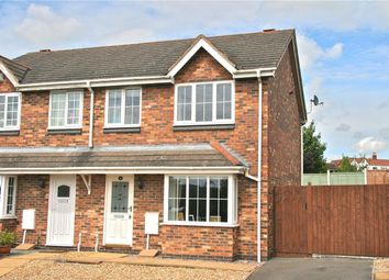 Thumbnail 3 bedroom semi-detached house for sale in Woodside Road, Ketley, Telford