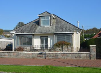 Thumbnail 3 bed detached house for sale in Loch Drive, Helensburgh, Argyll & Bute
