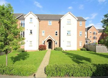 Thumbnail 2 bedroom flat for sale in Harlow Crescent, Oxley Park, Milton Keynes, Bucks