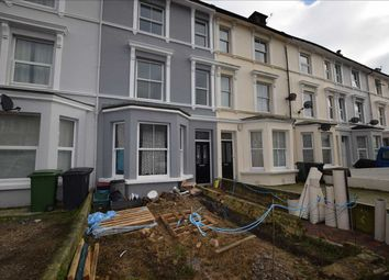 Thumbnail 4 bedroom terraced house to rent in Elphinstone Road, Hastings
