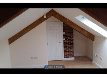 Thumbnail Studio to rent in High Street, Crediton