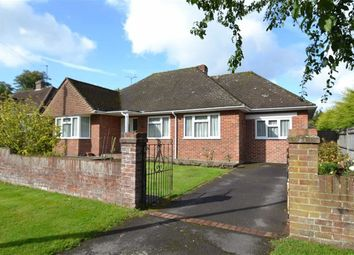 Thumbnail 3 bed detached bungalow for sale in Lisle Close, Newbury, Berkshire