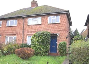 Thumbnail 4 bed semi-detached house to rent in Bond Street, Englefield Green, Surrey