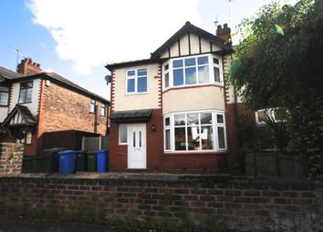 Thumbnail 3 bed semi-detached house to rent in Windsor Drive, Warrington