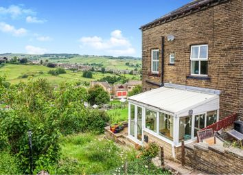 Thumbnail 2 bed terraced house for sale in Hebden Road, Haworth