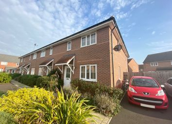 2 bed end terrace house for sale in Tacitus Way, North Hykeham, Lincoln LN6