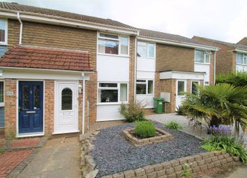 Thumbnail 2 bed terraced house to rent in Cockerell Close, Wimborne