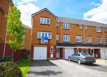 Thumbnail 4 bedroom end terrace house for sale in Wyncliffe Gardens, Cardiff