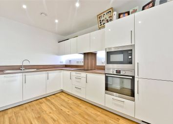 Thumbnail 1 bed flat for sale in Kingfisher Heights, 2 Bramwell Way, Newham, London