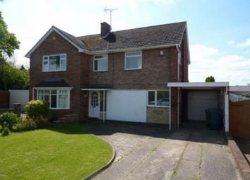 Thumbnail 3 bed semi-detached house for sale in Doxey Fields, Stafford, Staffordshire