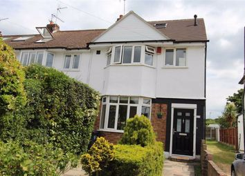 Thumbnail 4 bedroom end terrace house for sale in Drysdale Avenue, North Chingford, London