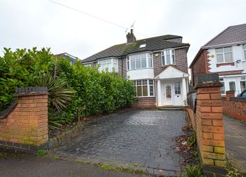 Thumbnail 4 bed semi-detached house for sale in Watton Lane, Wate Orton, Birmingham, West Midlands