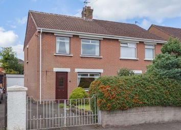 Thumbnail 3 bed semi-detached house for sale in Sicily Park, Belfast