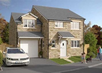 Thumbnail 4 bed detached house for sale in Buckton View, Mossley, Ashton-Under-Lyne