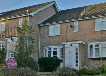 Thumbnail 3 bed terraced house for sale in Stocks Hill, Manton, Oakham