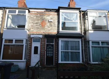 Thumbnail 2 bedroom property for sale in Carrington Avenue, Manvers Street, Hull