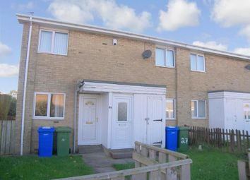 Thumbnail 2 bed flat to rent in Lindsey Close, Cramlington