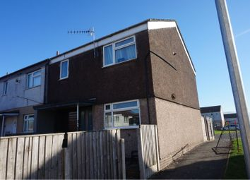Thumbnail 3 bed end terrace house for sale in Calver Place, Glossop