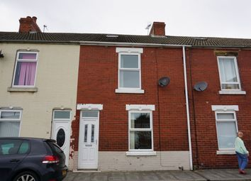 Thumbnail 3 bed terraced house for sale in Ridgill Avenue, Skellow, Doncaster