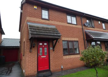 Thumbnail 3 bed semi-detached house to rent in Perran Grove, Cusworth, Doncaster