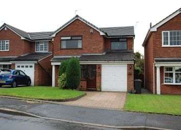 Thumbnail 4 bed detached house to rent in Brecon Crescent, Ashton-Under-Lyne