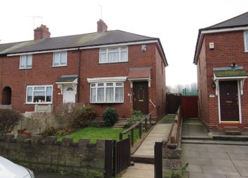 Thumbnail 3 bedroom end terrace house for sale in Caldwell Street, West Bromwich