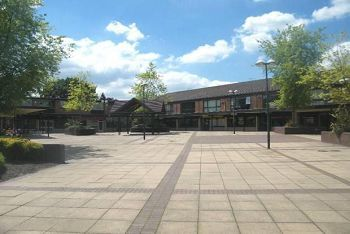Thumbnail 1 bedroom flat to rent in The Paddock, Handforth, Cheshire