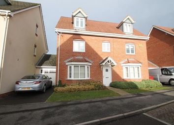 Thumbnail 5 bed detached house for sale in Graylingwell Drive, Chichester, West Sussex