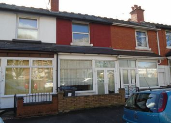 Thumbnail 2 bedroom terraced house to rent in Harvey Road, Yardley, Birmingham
