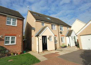 4 bed semi-detached house for sale in Wilkin Drive, Tiptree, Colchester, Essex CO5